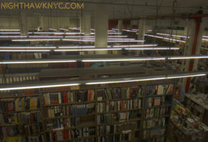 Worlds within Worlds. The eastern half of the 1st Floor of The Strand Bookstore.