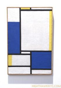 "Mondrian? No! Krasner's ""Untitled,"" c. 1939-40"