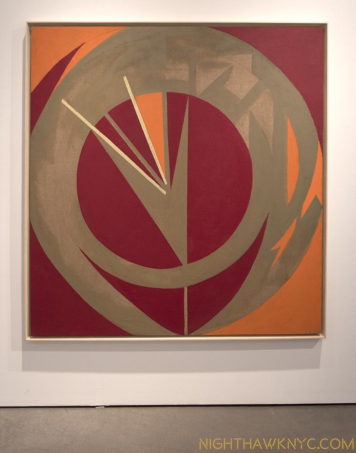 """""""Sundial,"""" 1972"""