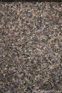 """Detail, Lee Krasner, """"Untitled"""""""