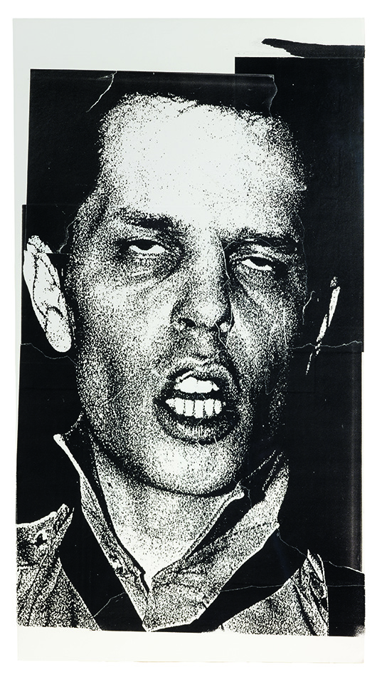 "Frankie Fix of ""Crime,"" 1977. Photo ©Moma"