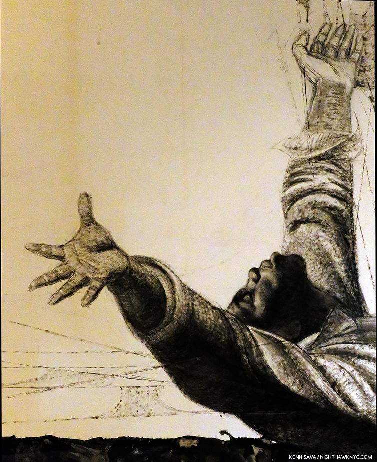 Glenn Wolffs Evocative Sculpture >> Kerry James Marshall Archives Nighthawknyc Com
