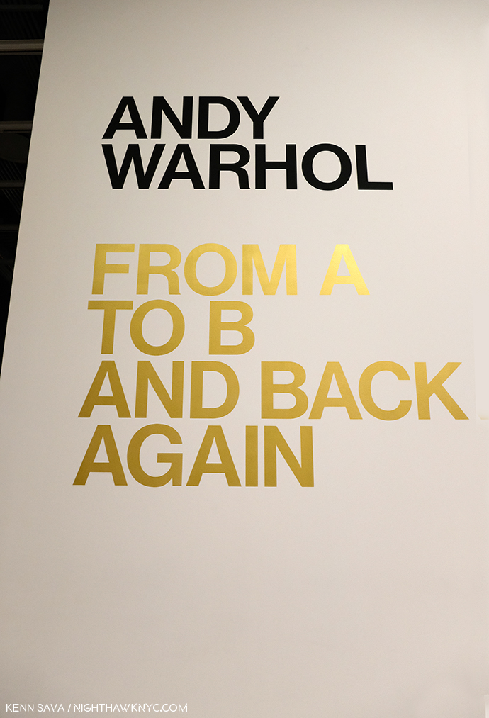 Andy Warhol Archives - Nighthawknyc com